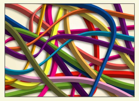 Abstract Lines by tariqelamine