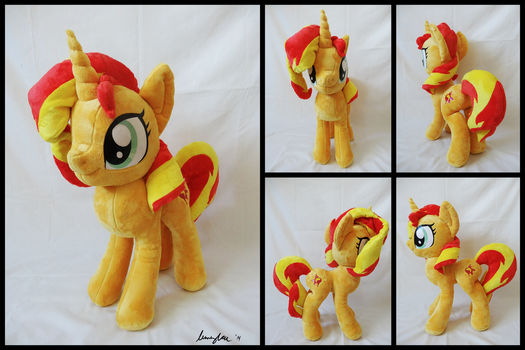 Sunset Shimmer by LumenGlace