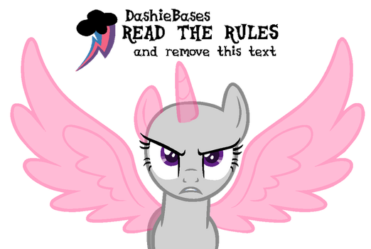 MLP Base: You dont diss my bae,mkay? by KIngBases