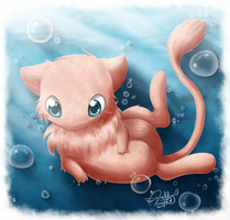 Mew - Under the sea by Isi-Daddy