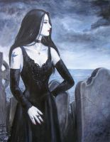 Lady in Black corrected by dashinvaine