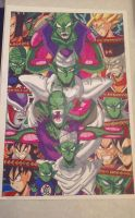 Piccolo: Evolution of the Namek by d13mon-studios