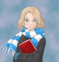little ravenclaw by ucchan
