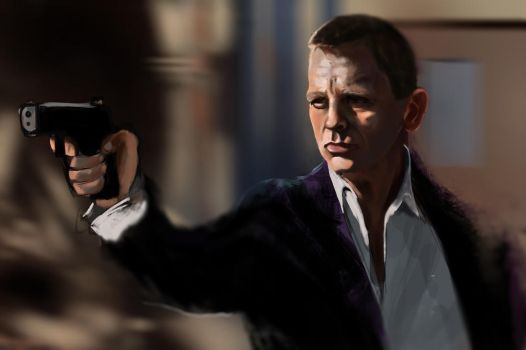 007 Bond by Dobbydoo