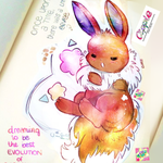 Eevee Icon by Cipple