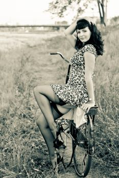 I want to ride my bicycle by CarrieGrr