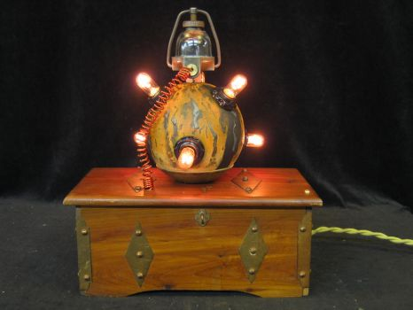 Diabolical Box 33 by steampunklighting