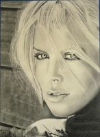 Charlize Theron by brianv948