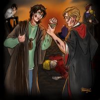We Keep Fighting - DH by slytherinfiend