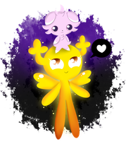 Penny and Espurr