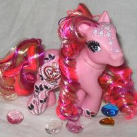 Love Potion Custom Pony by mayanbutterfly