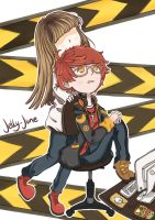 Seven x MC by Jelly-June