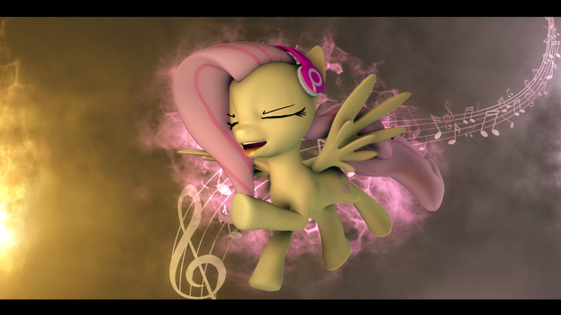 When I listen to good music. by serfurius