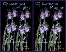 3D Lattices Plugins by Aporev
