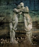 The Lovers by jhutter