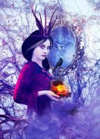 Evil Queen by maiarcita