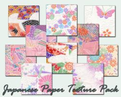 Japanese Paper Pack by Moppy