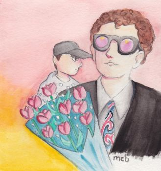 Pet Shop Boys by TrenchCoatPirate