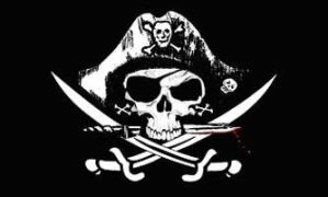 pirate flag by DSpanish