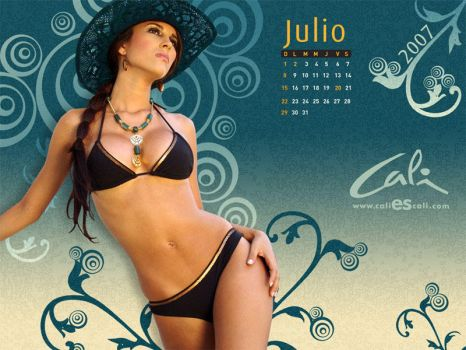calendario julio 2007 by fabioandres
