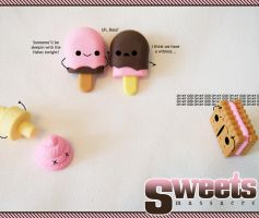 Sweets Massacre by hellohappycrafts