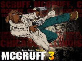 McGruff 3: The Crime Dog by NOTW-Artwork