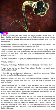Undocumented - Part 1 (Request - patricio3000) by TGXD-Fan