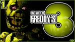 THERE IS NO ESCAPE! - Five Nights At Freddy's 3 #1 by GEEKsomniac