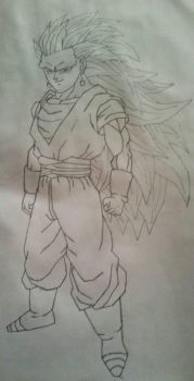 Vegetto SS3 by Gogeta126