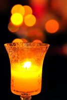 Candle Light by SublimeBudd