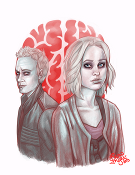 iZombie: Thanks for the Memories by SnowFright