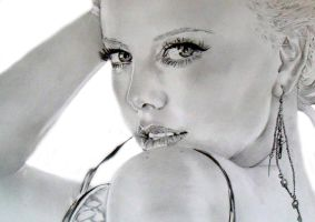 Charlize Theron by norty677