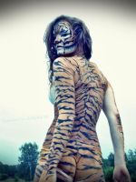 The Tigress by KatharinaArt