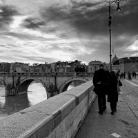 Together in Rome by minotauro9