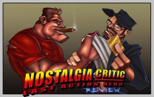 NC - Last Action Hero review by MaroBot