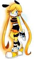 honey bee by tangmyun