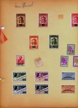 Stamps by t-gar-stock