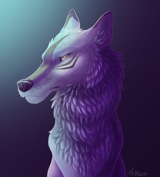 Queen of the Wolves by Thealess