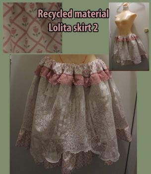 Recycled lolita 2 for sale by Plushies-For-Sale