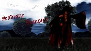 MMD x UTAU Cover - Sadistic Vampire [VIDEO LINK] by Sheila-Sama-15