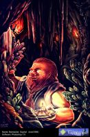Discover of Nargothron by noei1984