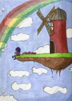Windmill by sheepscoot