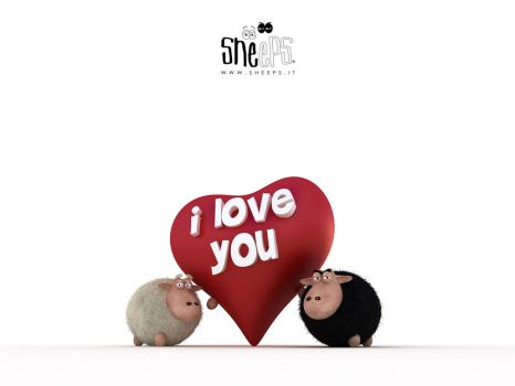 love sheeps by bsign