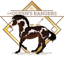 995 Queen's Rangers by TintedGreen
