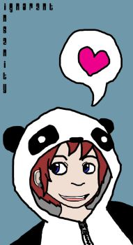 Panda Me by ignorantinsanity