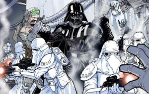 Empire 30th Anniversay Print by Hodges-Art