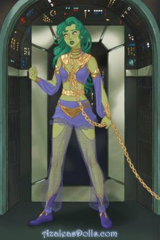 Orion Slave Girl by theaven