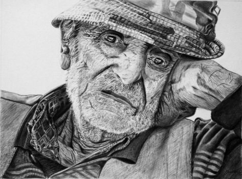 Old face by Ernest62