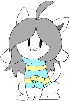 Hoi I'm Temmie! Check Out Roseamore1555 Pic! by SonicShadz35