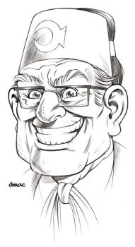 Grunkle Stan by D-MAC
